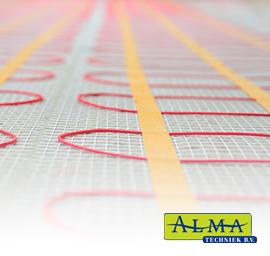 Elektrische vloerverwarming aanleggen, aansluiten en inregelen