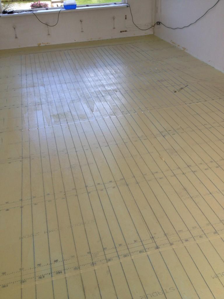 Elektrische vloerverwarming - Elektrisch verwarmen