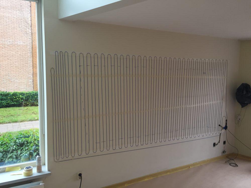Elektrische Wandverwarming Badkamer : Wandverwarming elektrisch verwarmen